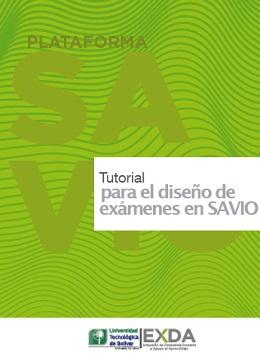 Diseño de exámenes en Savio